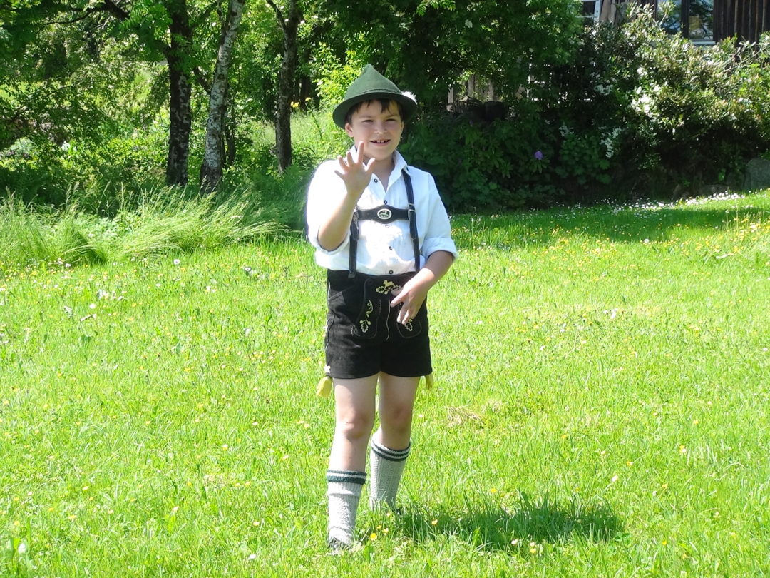 Kinderkampfkunst im Allgäu