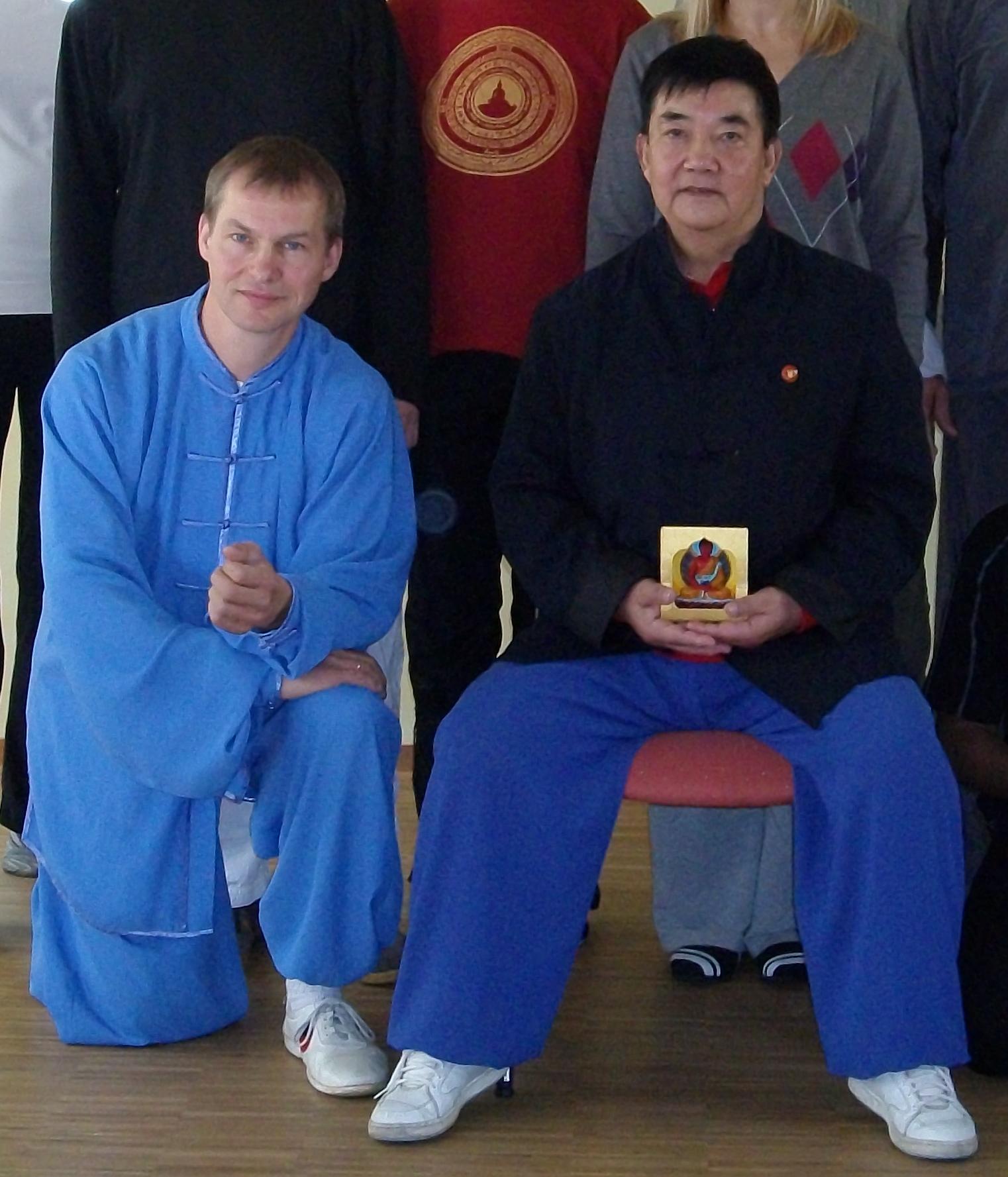 Ausbildung zum Martial Arts Lehrer