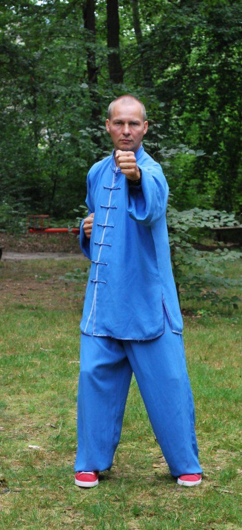 Kinderkampfkunst im Kloster
